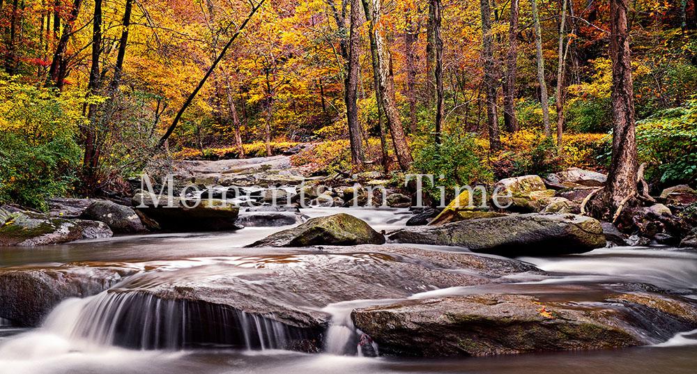 Autumn Peace Panorama